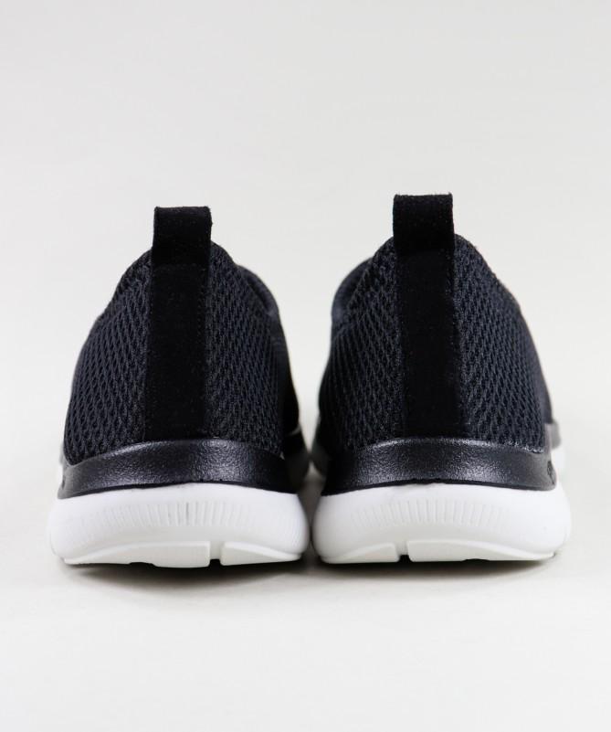 Sapatos Pretos de Senhora Ginova Práticos