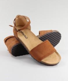 Sandálias Senhora Ginova com Palmilha Anatómica