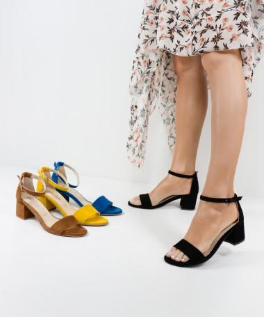 Sandálias Ginova Elegantes com Fivela