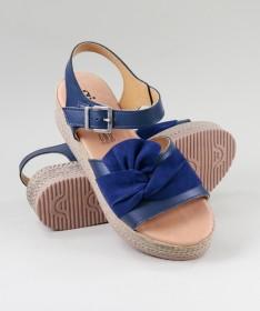 Sandálias de Senhora Compensadas
