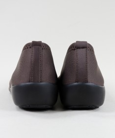 Sapatos Castanhos Ortopédicos Elásticos Ginova