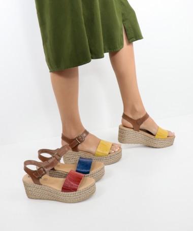 Sandálias de Senhora...