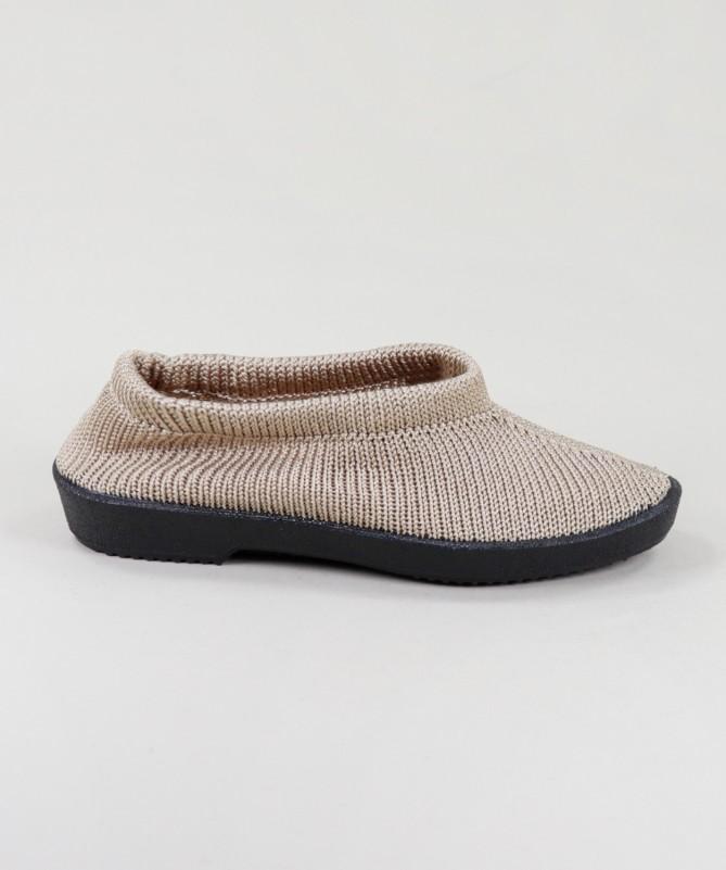 Sapatos Ortopédicos com Gáspea em Malha Tricotada