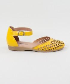 Sapato de Homem Clássico Camel com Atacadores Exterior: Pele Interior: Pele Sola: Outros Materiais Fabricado em Portugal