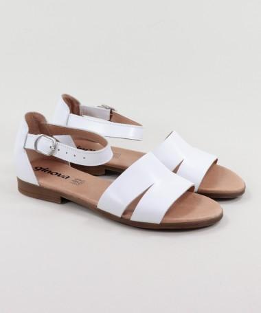 Sandálias de Senhora Ginova Simples