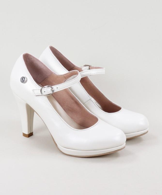 Sapatos Femininos Tom Pérola Ginova