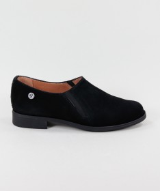 Sapatos Rasos Ginova com Elásticos