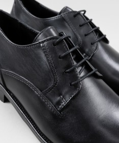 Sapatos de Homem Clássicos de Atacadores Ginova