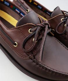 Sapatos de Vela de Homem Ginova