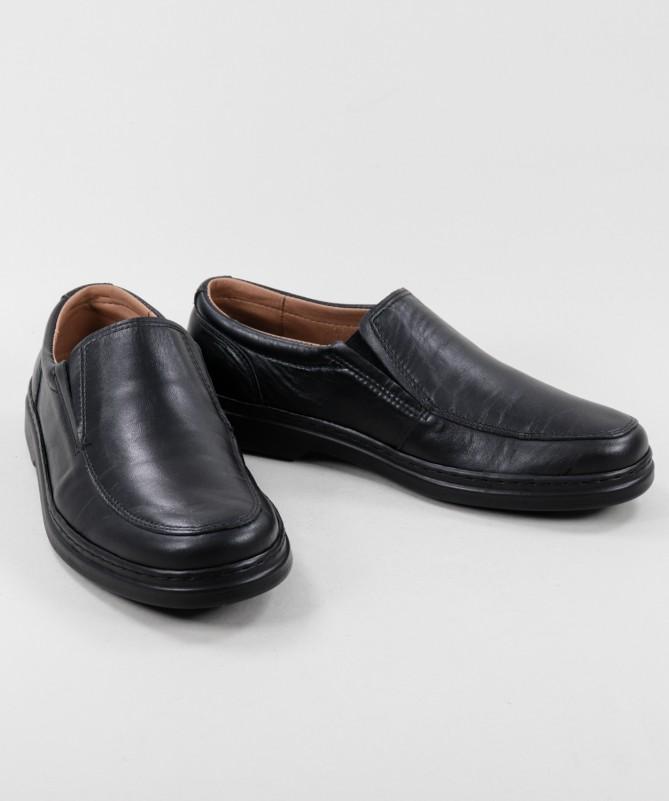 Sapatos de Homem Ginova em Pele