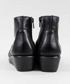 Botas de Mulher Confortável com Fecho Ginova