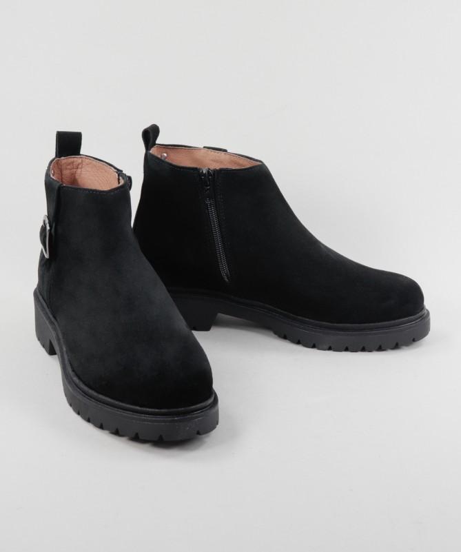 Sapato Pele Carneiro