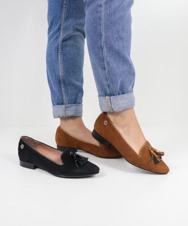 Sapatos Rasos Ginova com Berloques