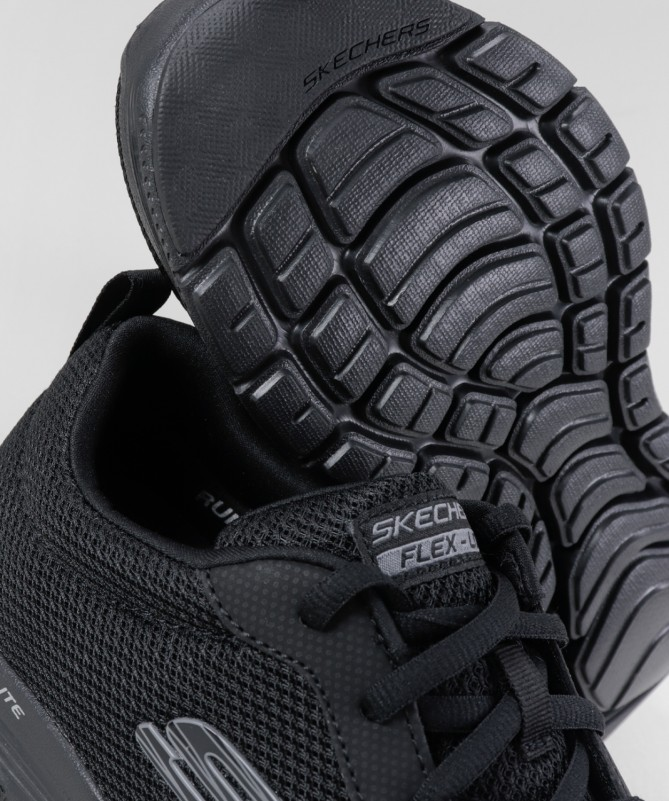 Sapatilhas Pretas Skechers Providence de Homem