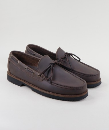 Sapatos de Vela de Homem...