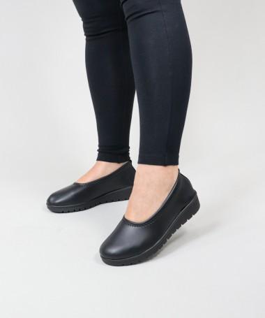 Sapato de Senhora Ginova com Costuras