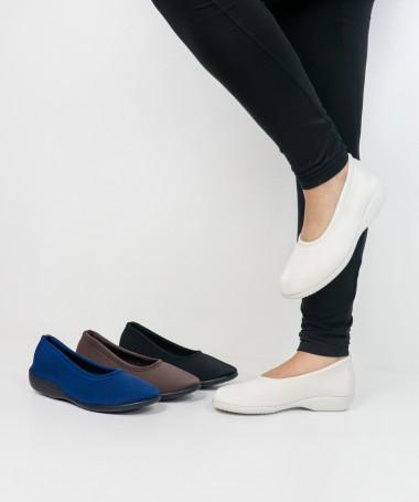 Sapatos Ortopédicos Elásticos Ginova