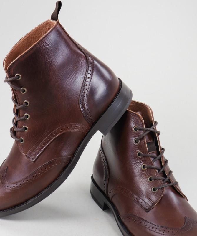 Sapato de Homem em Verniz de Cerimonia