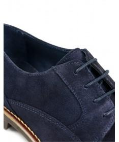 Sapatos de Homem Azuis Casual Ginova