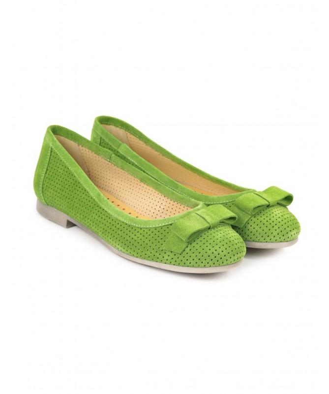 Sabrinas de Senhora Ginova Verdes com Laço