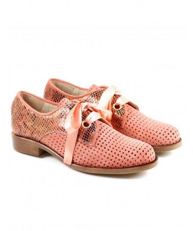 Sapatos Rasos Oxford Ginova