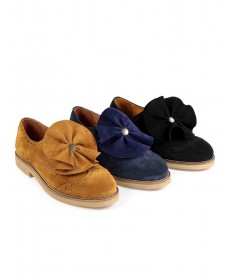 Sapato de Senhora Ginova Tipo Oxford