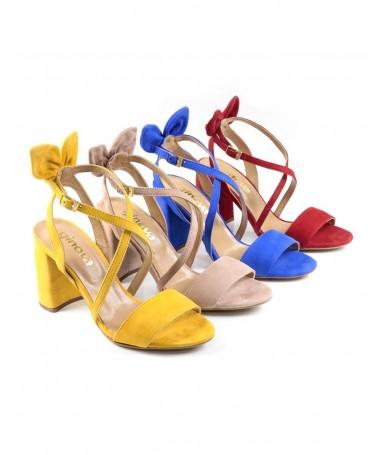 Sandálias de Senhora com...