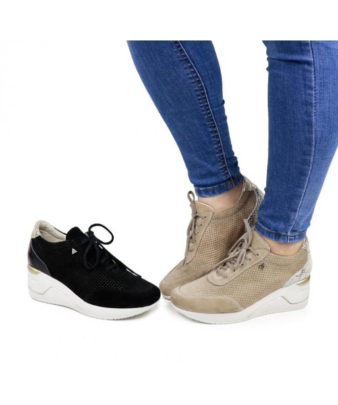 Sapato Desportivo de Senhora com Atacadores