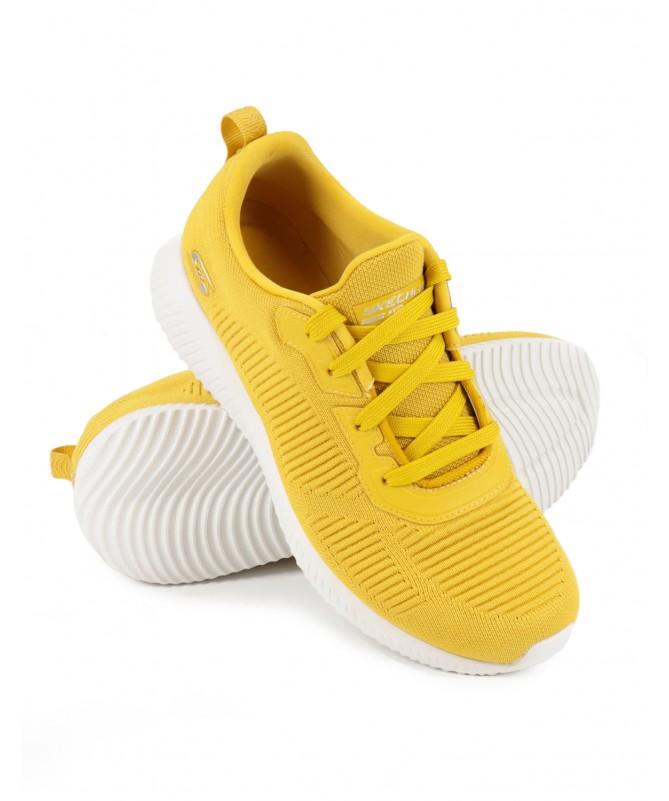 Sapatilhas Amarelas Skechers Tough Talk