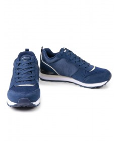 Sapatilhas Skechers Step N Fly Azul