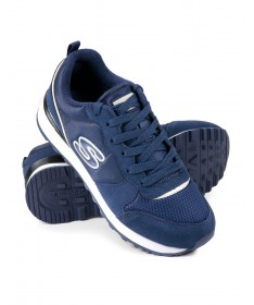 Sapatilhas Skechers Step N Fly Azul