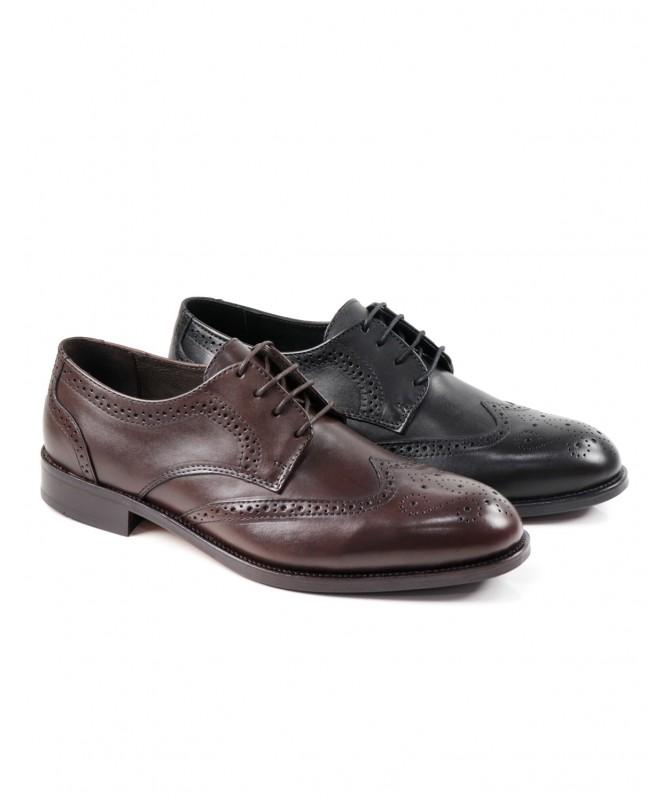 Sapatos de Homem em Pele