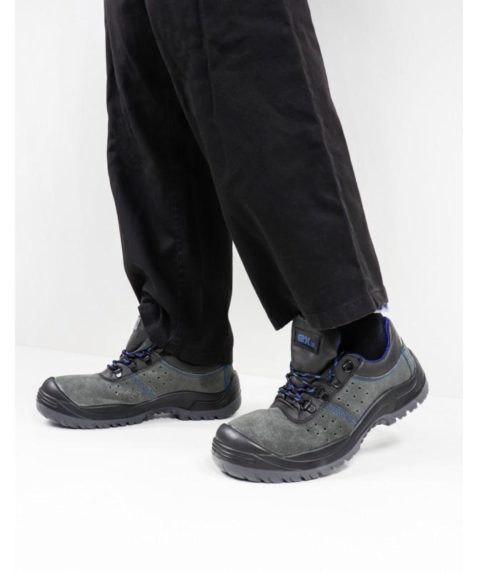 Sapatos de Homem de Biqueira de Aço
