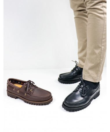 Sapatos de Vela Pretos de...