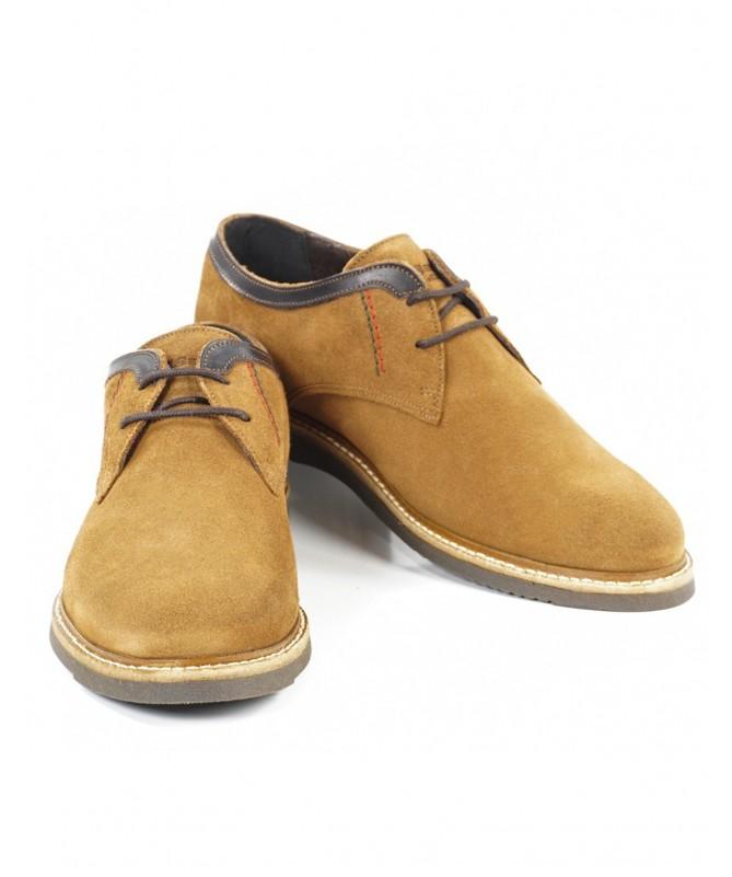 Sapatos de Homem Casuais de Atacadores