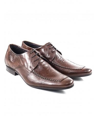 Sapatos de Homem Clássicos de Atacadores