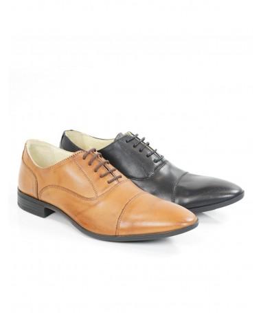 Sapato de Homem Clássico em Pele