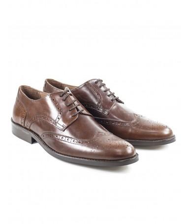 Sapatos de Homem Clássico em Pele