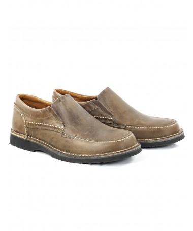 Sapatos de Homem Cómodos com Costuras