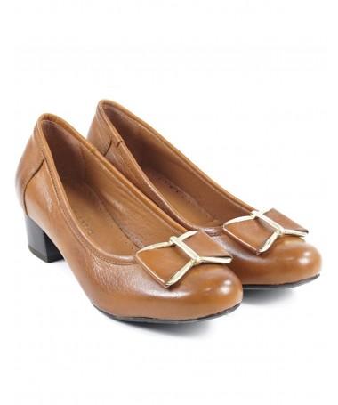Sapatos de Senhora de Salto Médio