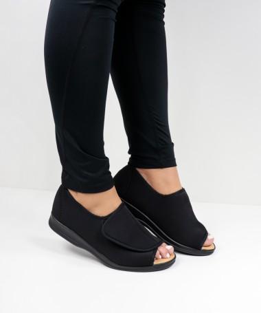 Sapatos de Senhora Ortopédicos com Abertura Total Ginova