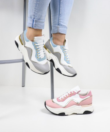 Sapatilhas Sneakers Ginova de Mulher