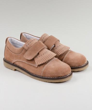 Sapatos de Criança com Tira de Velcro