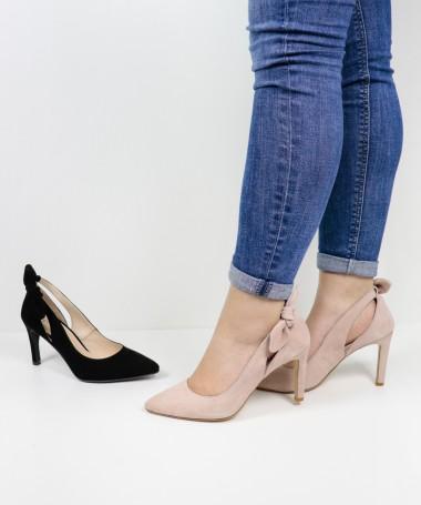 Stilettos de Mulher Ginova com Laço